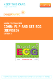 Flip and See ECG - Revised Reprint - Elsevier eBook on VitalSource (Retail Access Card), 3rd Edition