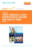 cover image - Ebersole & Hess' Gerontological Nursing & Healthy Aging - Elsevier eBook on VitalSource (Retail Access Card),4th Edition