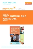cover image - Maternal Child Nursing Care - Elsevier eBook on VitalSource (Retail Access Card),5th Edition