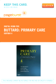 Primary Care - Elsevier eBook on VitalSource (Retail Access Card), 4th Edition