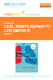 Mosby's Respiratory Care Equipment - Elsevier eBook on VitalSource (Retail Access Card), 9th Edition