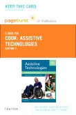 cover image - Assistive Technologies - Elsevier eBook on VitalSource (Retail Access Card),4th Edition