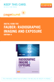 Radiographic Imaging and Exposure - Elsevier eBook on VitalSource (Retail Access Card), 4th Edition