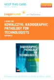 Radiographic Pathology for Technologists - Elsevier eBook on VitalSource (Retail Access Card), 6th Edition