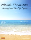 cover image - Health Promotion Throughout the Life Span - Elsevier eBook on VitalSource,8th Edition