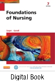 cover image - Foundations of Nursing - Elsevier eBook on VitalSource,7th Edition