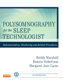 cover image - Polysomnography for Sleep Technologists - Elsevier eBook on VitalSource