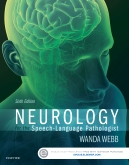 cover image - Neurology for the Speech-Language Pathologist,6th Edition