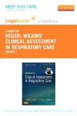 Wilkins' Clinical Assessment in Respiratory Care - Elsevier eBook on VitalSource (Retail Access Card), 7th Edition