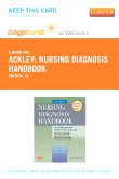 Nursing Diagnosis Handbook - Elsevier eBook on VitalSource (Retail Access Card), 10th Edition