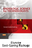 cover image - Mosby's Radiography Online: Radiologic Science for Technologists (Access Code, Textbook, and Workbook Package),10th Edition
