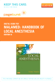 Handbook of Local Anesthesia - Elsevier eBook on VitalSource (Retail Access Card), 6th Edition