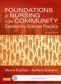 cover image - Evolve Resources for Foundations of Nursing in the Community,4th Edition