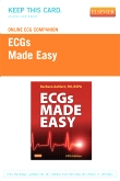 Online ECG Companion for ECGs Made Easy (Access Code), 5th Edition
