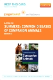 Common Diseases of Companion Animals - Elsevier eBook on VitalSource (Retail Access Card), 3rd Edition