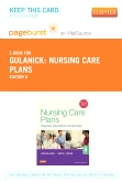 Nursing Care Plans - Elsevier eBook on VitalSource (Retail Access Card), 7th Edition