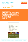 Craig's Restorative Dental Materials - Elsevier eBook on VitalSource (Retail Access Card), 13th Edition