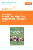 cover image - Pedretti's Occupational Therapy - Elsevier eBook on VitalSource (Retail Access Card),7th Edition