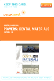 Dental Materials - Elsevier eBook on VitalSource (Retail Access Card), 10th Edition
