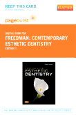 Contemporary Esthetic Dentistry - Elsevier eBook on VitalSource (Retail Access Card)