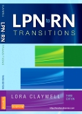 LPN to RN Transitions - Elsevier eBook on VitalSource, 3rd Edition