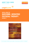 Geriatric Physical Therapy - Elsevier eBook on VitalSource (Retail Access Card), 3rd Edition