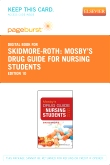Mosby's Drug Guide for Nursing Students - Elsevier eBook on VitalSource (Retail Access Card), 10th Edition