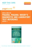 cover image - Mosby's Diagnostic and Laboratory Test Reference - Elsevier eBook on VitalSource (Retail Access Card),11th Edition