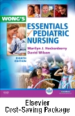 cover image - Wong's Essentials of Pediatric Nursing - Text and Virtual Clinical Excursions 3.0 Package,9th Edition