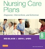 Evolve Resources for Nursing Care Plans, 8th Edition