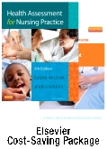 cover image - Health Assessment for Nursing Practice - Text and Simulation Learning System Package,5th Edition