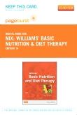 cover image - Williams' Basic Nutrition & Diet Therapy - Elsevier eBook on VitalSource (Retail Access Card),14th Edition