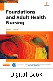 Foundations and Adult Health Nursing - Elsevier eBook on VitalSource, 7th Edition
