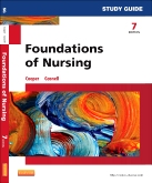 cover image - Study Guide for Foundations of Nursing,7th Edition
