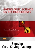 cover image - Mosby's Radiography Online: Radiobiology and Radiation Protection 2e & Radiologic Science for Technologists (Access Code, Textbook, and Workbook Package),10th Edition