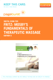 Mosby's Fundamentals of Therapeutic Massage - Elsevier eBook on VitalSource (Retail Access Card), 5th Edition