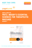 cover image - Mosby's Essential Sciences for Therapeutic Massage - Elsevier eBook on VitalSource (Retail Access Card),4th Edition