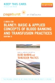 cover image - Basic & Applied Concepts of Blood Banking and Transfusion Practices - Elsevier eBook on VitalSource (Retail Access Card),3rd Edition