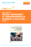 Management of Temporomandibular Disorders and Occlusion - Elsevier eBook on VitalSource (Retail Access Card), 7th Edition