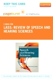 Review of Speech and Hearing Sciences - Elsevier eBook on VitalSource (Retail Access Card)