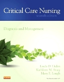 cover image - Evolve Resources for Critical Care Nursing,7th Edition