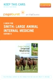 cover image - Large Animal Internal Medicine - Elsevier eBook on VitalSource (Retail Access Card),5th Edition