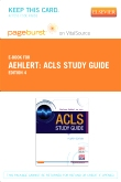 ACLS Study Guide - Elsevier eBook on VitalSource (Retail Access Card), 4th Edition