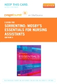Mosby's Essentials for Nursing Assistants - Elsevier eBook on VitalSource (Retail Access Card), 5th Edition