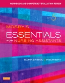cover image - Workbook and Competency Evaluation Review for Mosby's Essentials for Nursing Assistants,5th Edition