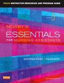 TEACH Instructor's Resource (TIR) Manual and Program Guide for Mosby's Essentials for Nursing Assistants, 5th Edition