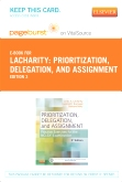 cover image - Prioritization, Delegation, and Assignment - Pageburst E-Book on VitalSource (Retail Access Card),3rd Edition