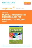 Workbook for Pharmacology for Pharmacy Technicians - Elsevier eBook on VitalSource (Retail Access Card), 2nd Edition