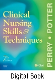 Clinical Nursing Skills and Techniques - Elsevier eBook on Intel Education Study, 7th Edition