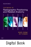 cover image - Textbook of Radiographic Positioning and Related Anatomy - Elsevier eBook on Intel Education Study,7th Edition